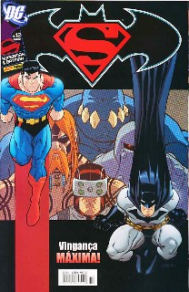SUPERMAN & BATMAN nº012 - EDITORA PANINI