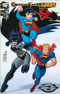 SUPERMAN & BATMAN nº015 - EDITORA PANINI