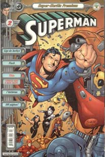 SUPERMAN PREMIUM n°02 - EDITORA ABRIL