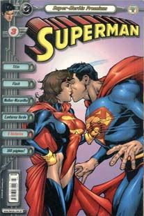 SUPERMAN PREMIUM n°03 - EDITORA ABRIL