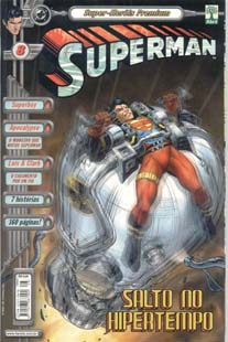SUPERMAN PREMIUM n°08 - EDITORA ABRIL