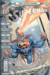 SUPERMAN PREMIUM n°09 - EDITORA ABRIL