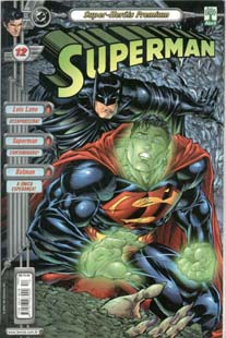 SUPERMAN PREMIUM n°12 - EDITORA ABRIL