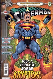 SUPERMAN PREMIUM n°19 - EDITORA ABRIL