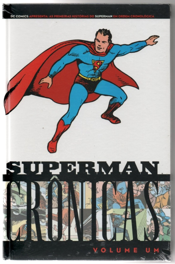 SUPERMAN - CRÔNICAS - VOL. I - PANINI