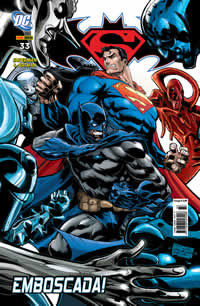 SUPERMAN & BATMAN nº033 - EDITORA PANINI