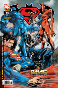 SUPERMAN & BATMAN nº035 - EDITORA PANINI