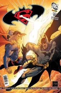 SUPERMAN & BATMAN nº029 - EDITORA PANINI