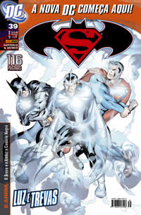 SUPERMAN & BATMAN nº039 - EDITORA PANINI