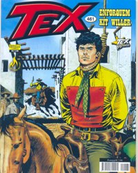 TEX nº461 - ENFORQUEM KIT WILLER - ED. MYTHOS