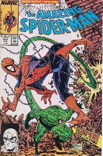 THE AMAZING SPIDER-MAN nº318
