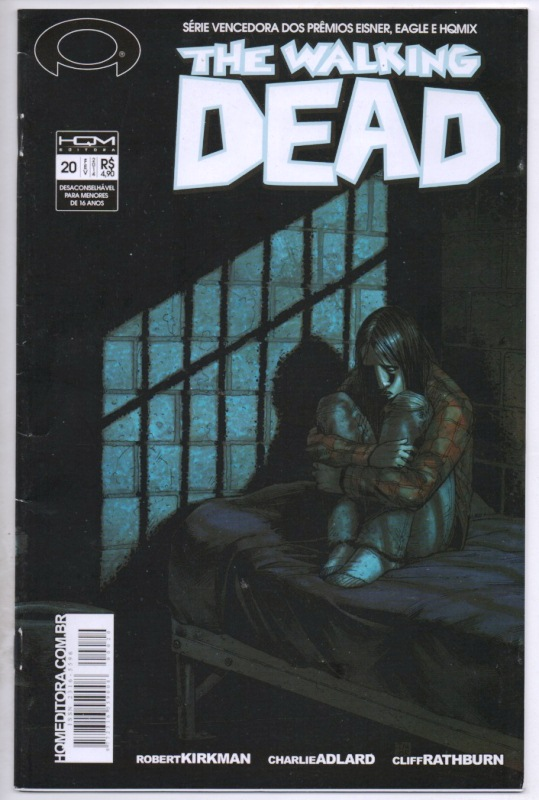 THE WALKING DEAD nº20 - ED. HQM