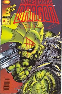 THE SAVAGE DRAGON nº01