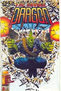 THE SAVAGE DRAGON - MINI-SÉRIE PARTE 3 - ED. ABRIL