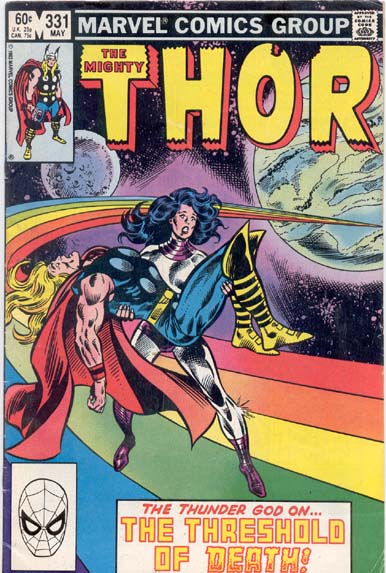 THE MIGHTY THOR #331