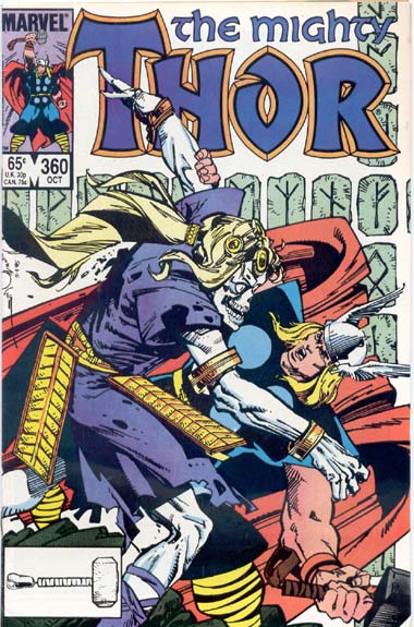 THE MIGHTY THOR #360