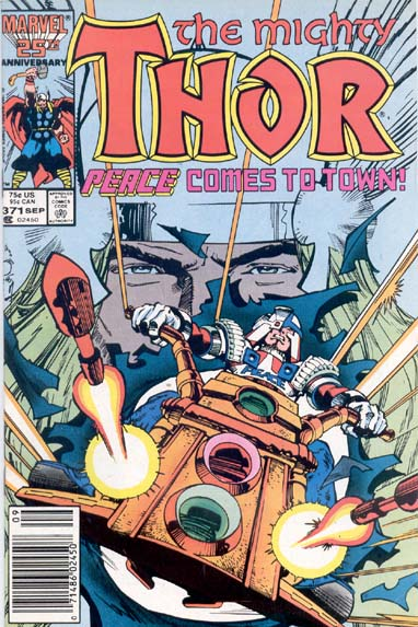 THE MIGHTY THOR #371