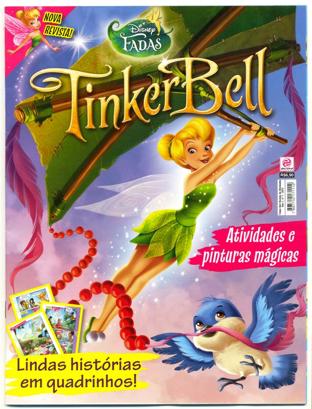 TINKER BELL nº01 - ED. ALTO ASTRAL