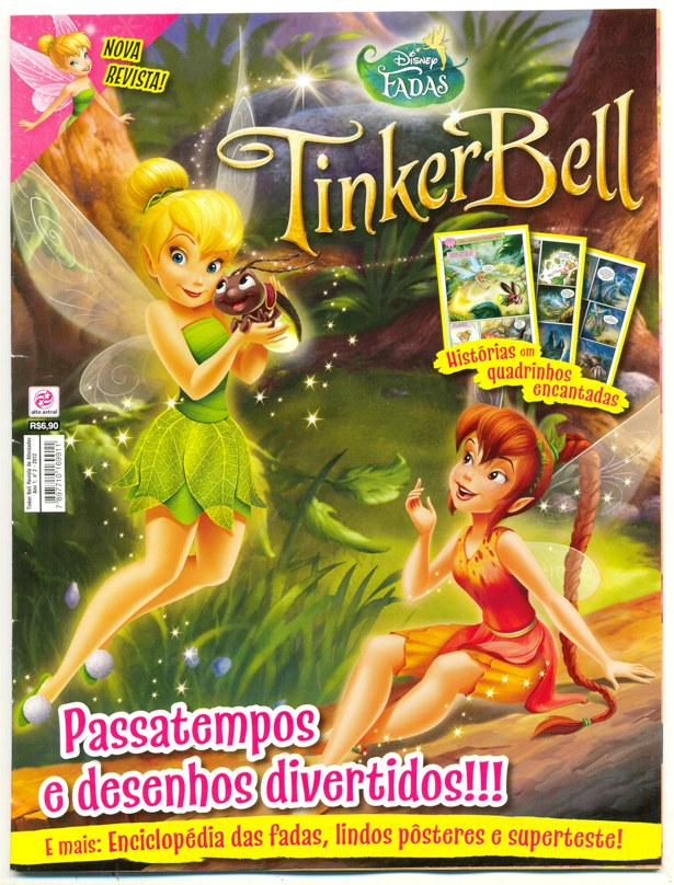 TINKER BELL nº02 - ED. ALTO ASTRAL