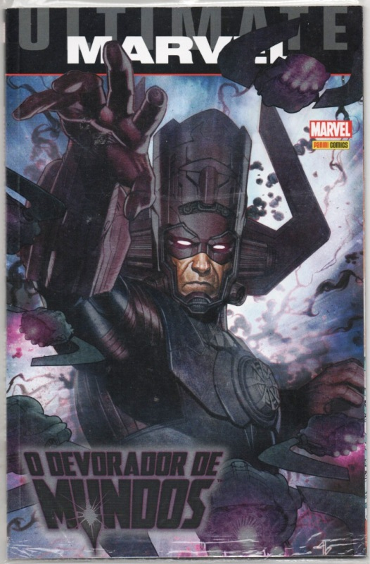 ULTIMATE MARVEL - O DEVORADOR DE MUNDOS - PANINI