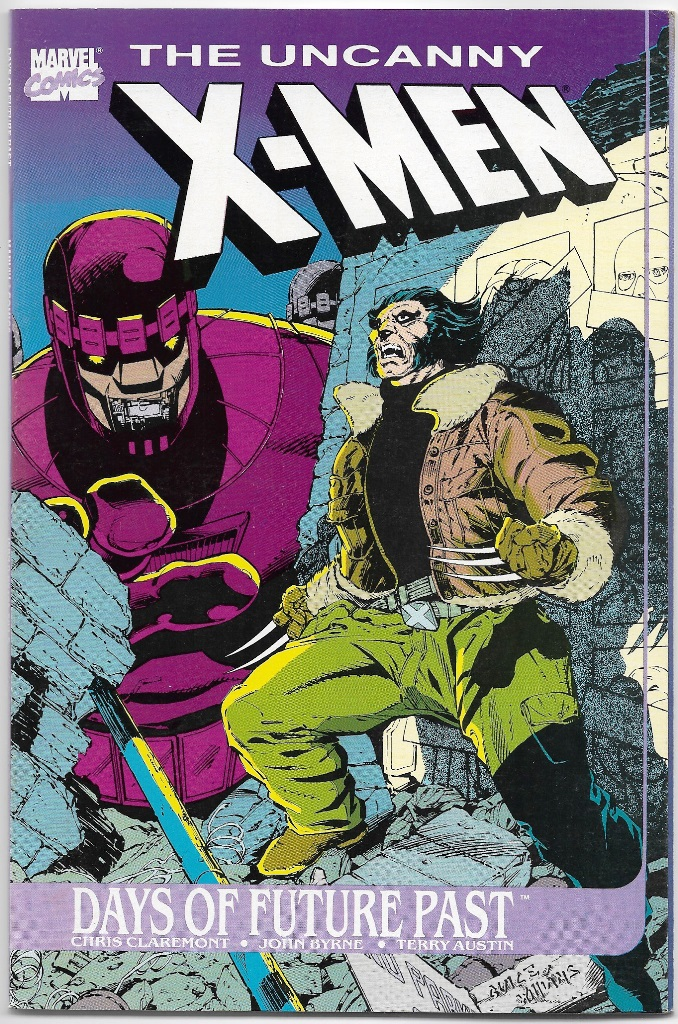 THE UNCANNY X-MEN - DAYS OF FUTURE PAST