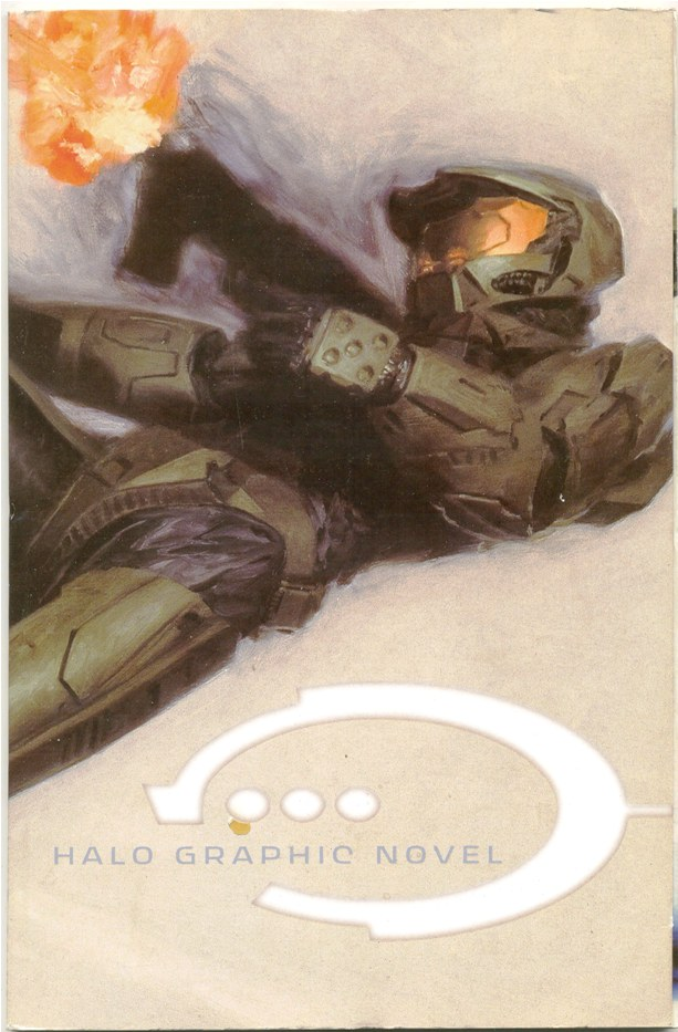 HALO GRAPHIC NOVEL - EDITORA PANINI