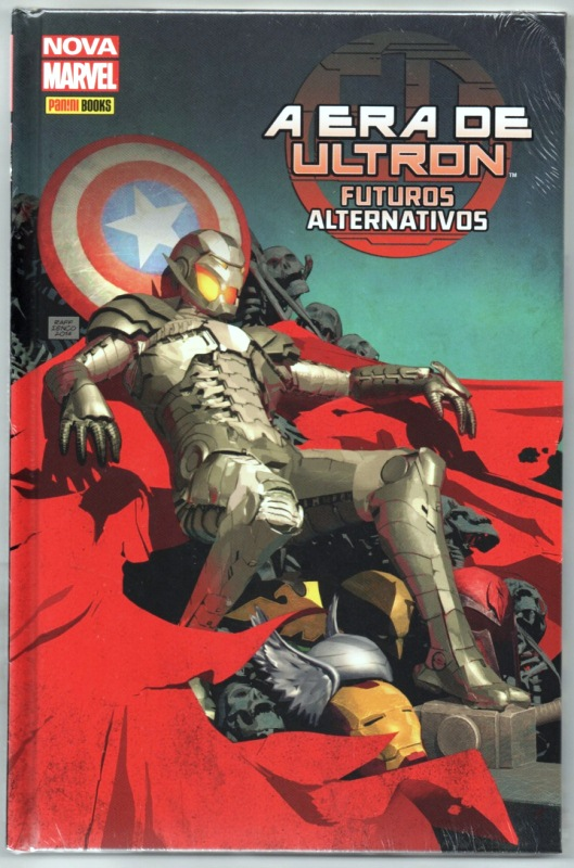 A ERA DE ULTRON - FUTUROS ALTERNATIVOS - PANINI