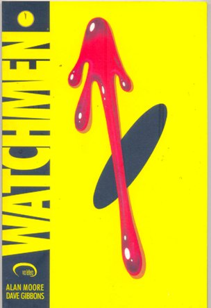 WATCHMEN VOLUME 01 - EDITORA VIA LETTERA