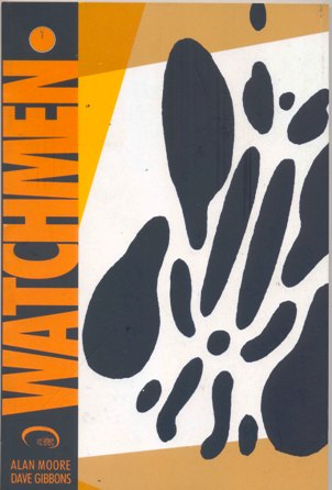 WATCHMEN VOLUME 02 - EDITORA VIA LETTERA