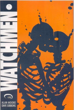 WATCHMEN VOLUME 03 - EDITORA VIA LETTERA