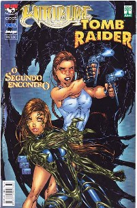 TOMB RAIDER & WITCHBLADE - O SEGUNDO ENCONTRO