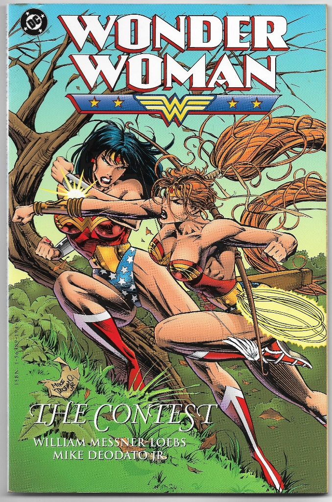 WONDER WOMAN - THE CONTEST - AMERICANA