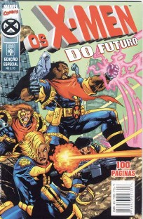OS X-MEN DO FUTURO - EDITORA ABRIL