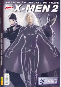 X-MEN 2 - ADAPTAÇÃO OFICIAL DO FILME - ED. PANINI