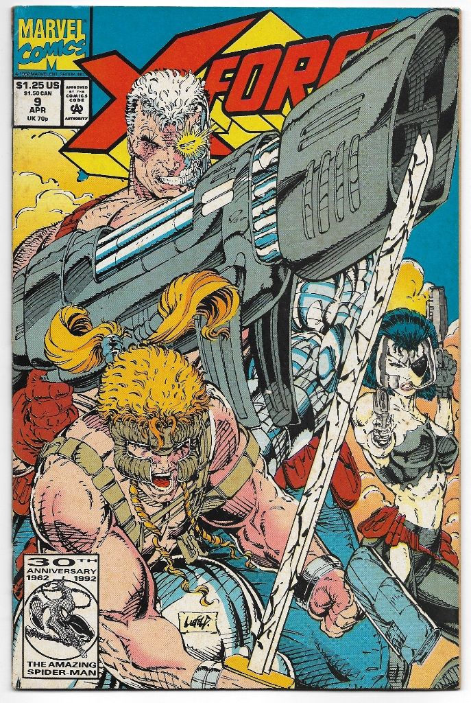 X-FORCE AMERICANA - nº09