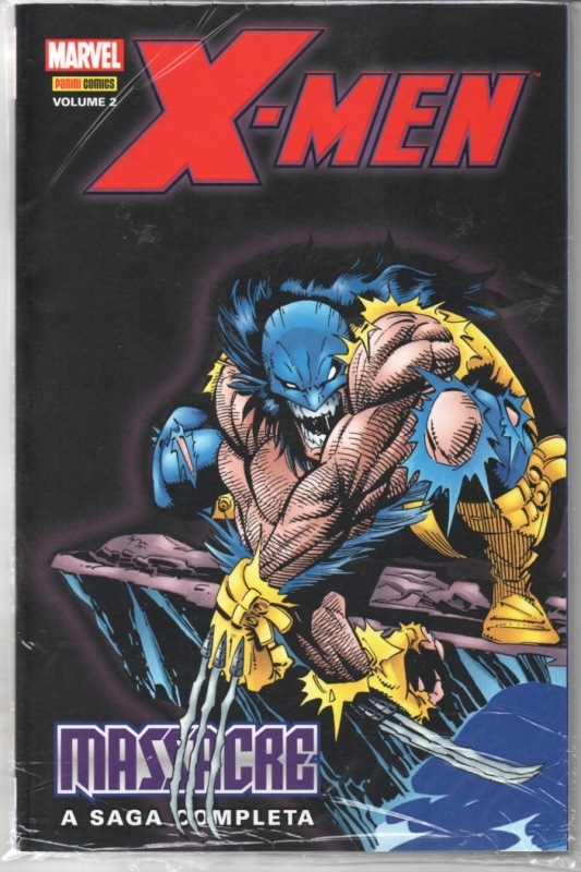 X-MEN MASSACRE nº02 - PANINI
