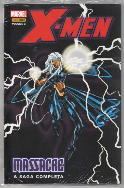 X-MEN MASSACRE nº03 - PANINI