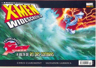 X-MEN WIDESCREEN 2 - ED. PANINI
