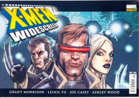 X-MEN WIDESCREEN - ED. PANINI