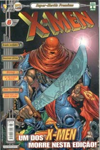 X-MEN PREMIUM n°06 - EDITORA ABRIL
