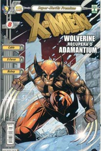 X-MEN PREMIUM n°08 - EDITORA ABRIL