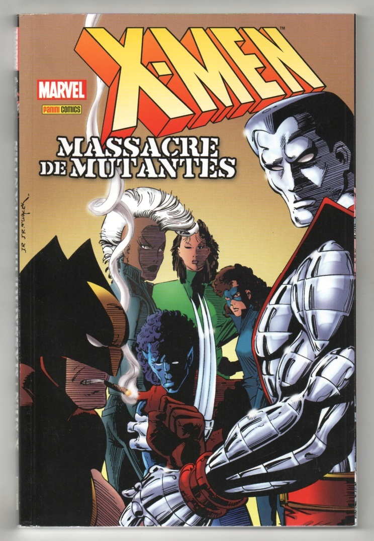 X-MEN - MASSACRE DE MUTANTES - PANINI