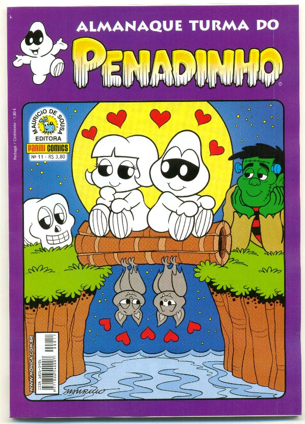 ALMANAQUE TURMA DO PENADINHO n°11 - EDITORA PANINI