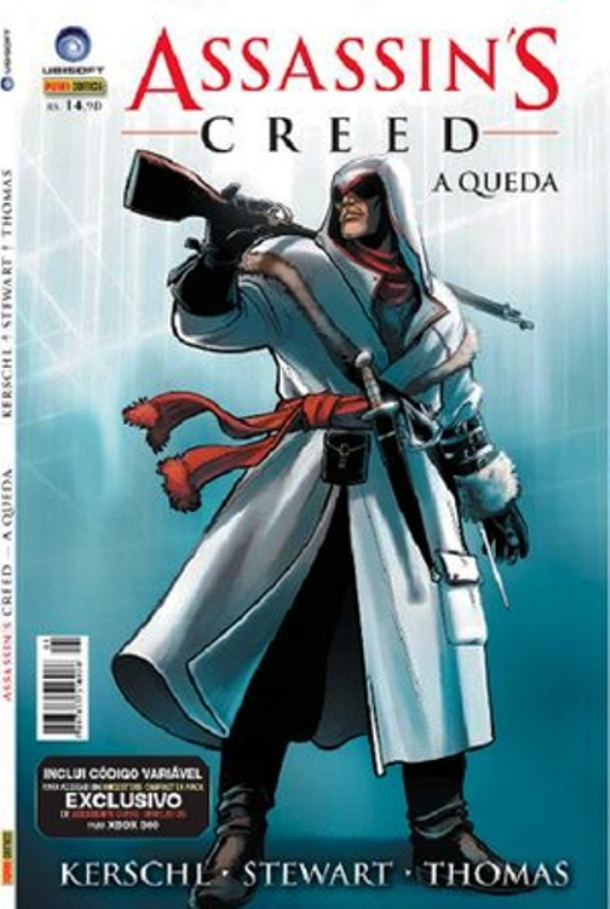 ASSASSIN'S CREED: A QUEDA - ED. PANINI