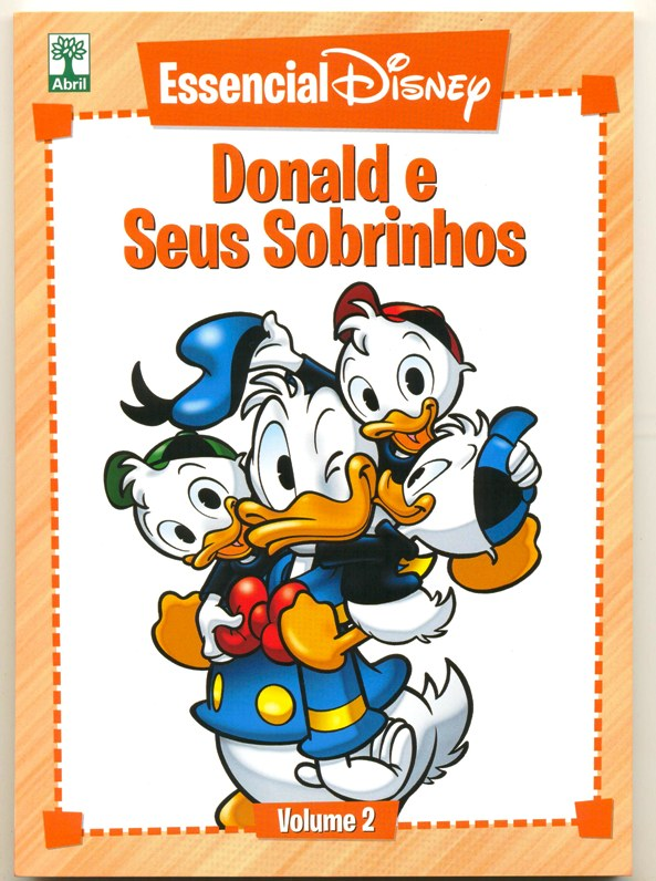 ESSENCIAL DISNEY nº02 - EDITORA ABRIL