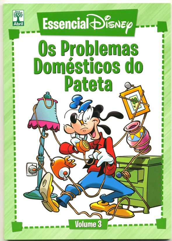 ESSENCIAL DISNEY nº03 - EDITORA ABRIL
