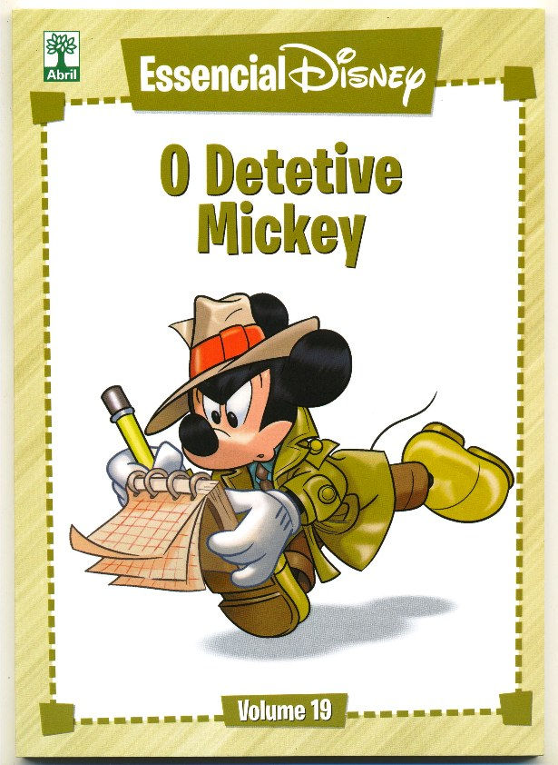 ESSENCIAL DISNEY nº19 - EDITORA ABRIL