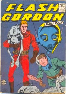 FLASH GORDON nº040 - EDITORA RGE