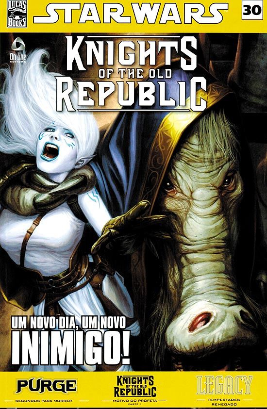 STAR WARS nº30 - KNIGHTS OF THE OLD REPUBLIC - ED. ON LINE