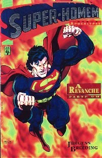 SUPERMAN VS APOCALYPSE - A REVANCHE PARTE 1 - ED. ABRIL